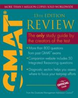 Official Guide for GMAT Review (13TH)