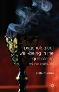 Psychological Well-Being in the Gulf States : The New Arabia Felix