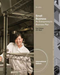 Small Business : An Entrepreneur's Business Plan -- Paperback (Internatio)