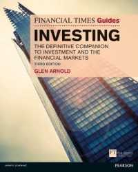 Financial Times Guide to Investing : The Definitive Companion to Investment and the Financial Markets (The Ft Guides) -- Paperback (3 Rev ed)