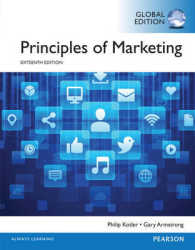 Principles of Marketing (IE) (16TH)