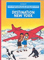 Destination New York (Jo, Zette & Jocko) -- Paperback