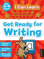 I Can Learn: Get Ready for Writing -- Paperback