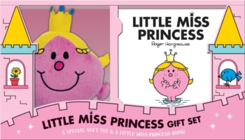 Little Miss Princess Book and Gift Set (Little Miss) -- Mixed media product