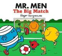Mr Men the Big Match (Mr. Men & Little Miss Celebrations) -- Paperback