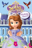 Disney Sofia the First Holiday Annual (Holiday Annual) -- Hardback