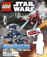 Lego Star Wars Brickmaster -- Hardback