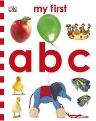 Abc (My First Board Book) -- Board book
