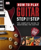 How to Play Guitar Step by Step -- Hardback