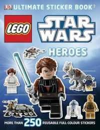 Lego Star Wars Heroes Ultimate Sticker Book (Ultimate Stickers) -- Paperback