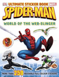 Spider-man Ultimate Sticker Book World of the Web-slinger -- Paperback