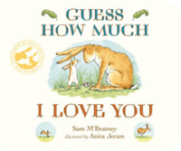 Guess How Much I Love You -- Board book