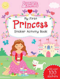 My First Princess Sticker Activity Book (Scholastic Activities) -- Paperback
