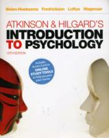 Atkinson & Hilgard's Introduction to Psychology -- Mixed media product