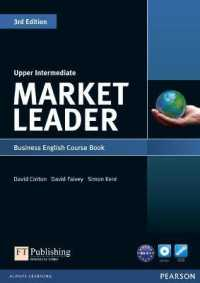 Market Leader (3e) Upper-Intermediate Course Book + DVD-ROM