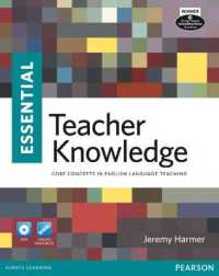 Essential Teacher Knowledge Book & DVD Pack
