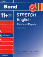 Bond Stretch English Tests and Papers, 9-10 Years (Bond Stretch) (PMPLT New)