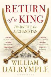 Return of a King : The Battle for Afghanistan -- Paperback