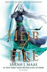 Heir of Fire -- Paperback
