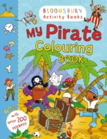 My Pirate Colouring Book -- Paperback