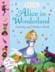 Alice in Wonderland Activity and Sticker Book -- Paperback