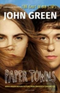 Paper Towns -- Paperback (Film Tie-in)