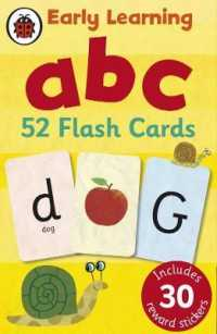 Early Learning Abc Flashcards -- Hardback