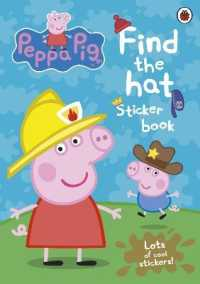 Peppa Pig: Find-the-hat Sticker Book -- Paperback