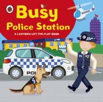 Ladybird Lift-the-flap Book: Busy Police Station -- Hardback