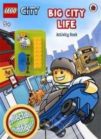 LEGO CITY Big City Life Activity Book with Minifigure