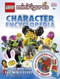 Lego Minifigures Character Encyclopedia -- Hardback