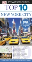 Dk Eyewitness Top 10 Travel Guide: New York City (Dk Eyewitness Top 10 Travel Guide) -- Paperback