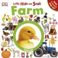 Little Hide and Seek Farm -- Board book