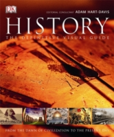 History : The Definitive Visual Guide -- Hardback