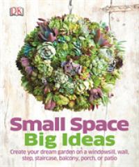 Small Space Big Ideas -- Hardback