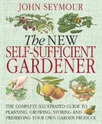 New Self-sufficient Gardener -- Paperback