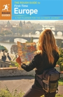 The Rough Guide to First-Time Europe (Rough Guide First-time Europe) (9TH)