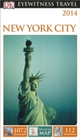 Dk Eyewitness Travel Guide: New York City (Dk Eyewitness Travel Guide) -- Paperback