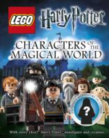 Lego Harry Potter Characters of the Magical World -- Hardback