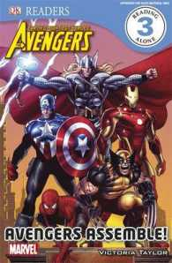 Marvel Avengers Avengers Assemble! (Dk Readers Level 3) -- Paperback