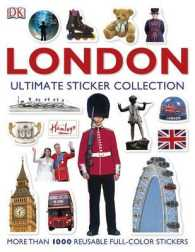 London: the Ultimate Sticker Collection -- Paperback