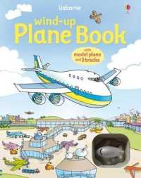 Wind-up Plane Book (Usborne Wind-up Books) -- Board book