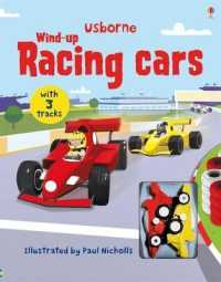 Wind-up Racing Cars (Usborne Wind-up Books) -- Board book