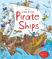 Look inside a Pirate Ship -- Hardback
