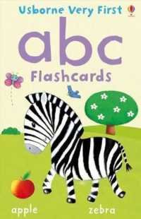 Abc (Baby's Very First Flashcards) -- Cards