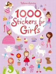 1000 Stickers for Girls (1000s of Stickers) -- Paperback