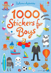 1000 Stickers for Boys (1000s of Stickers) -- Paperback