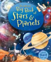 Big Book of Stars & Planets (Usborne Big Books) -- Hardback