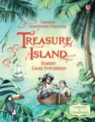 Treasure Island (Illustrated Originals) -- Hardback