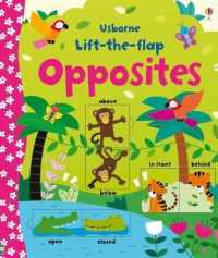 Lift-the-flap Opposites (Lift-the-flap) -- Board book
